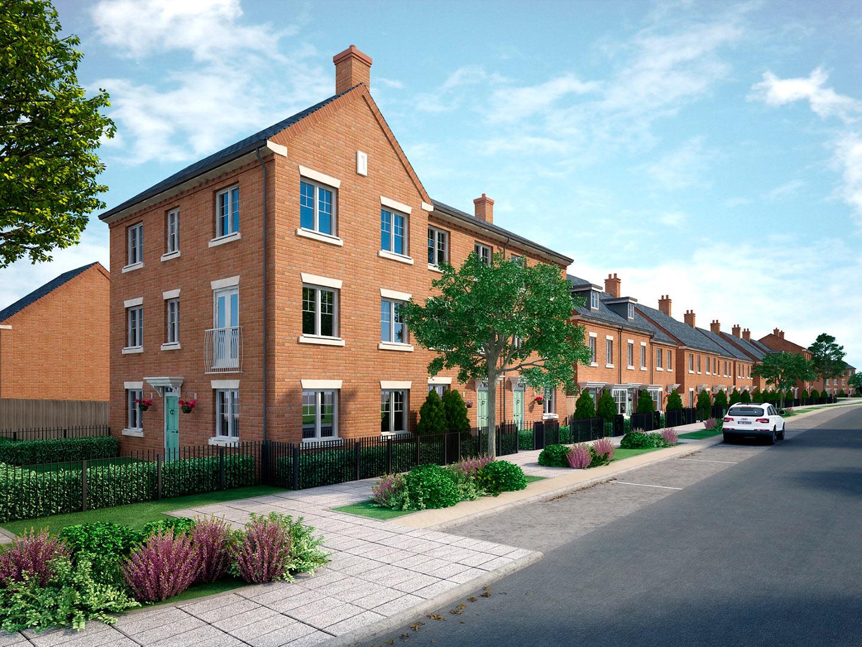 Register your interest in Lovell Homes' Cardiff development