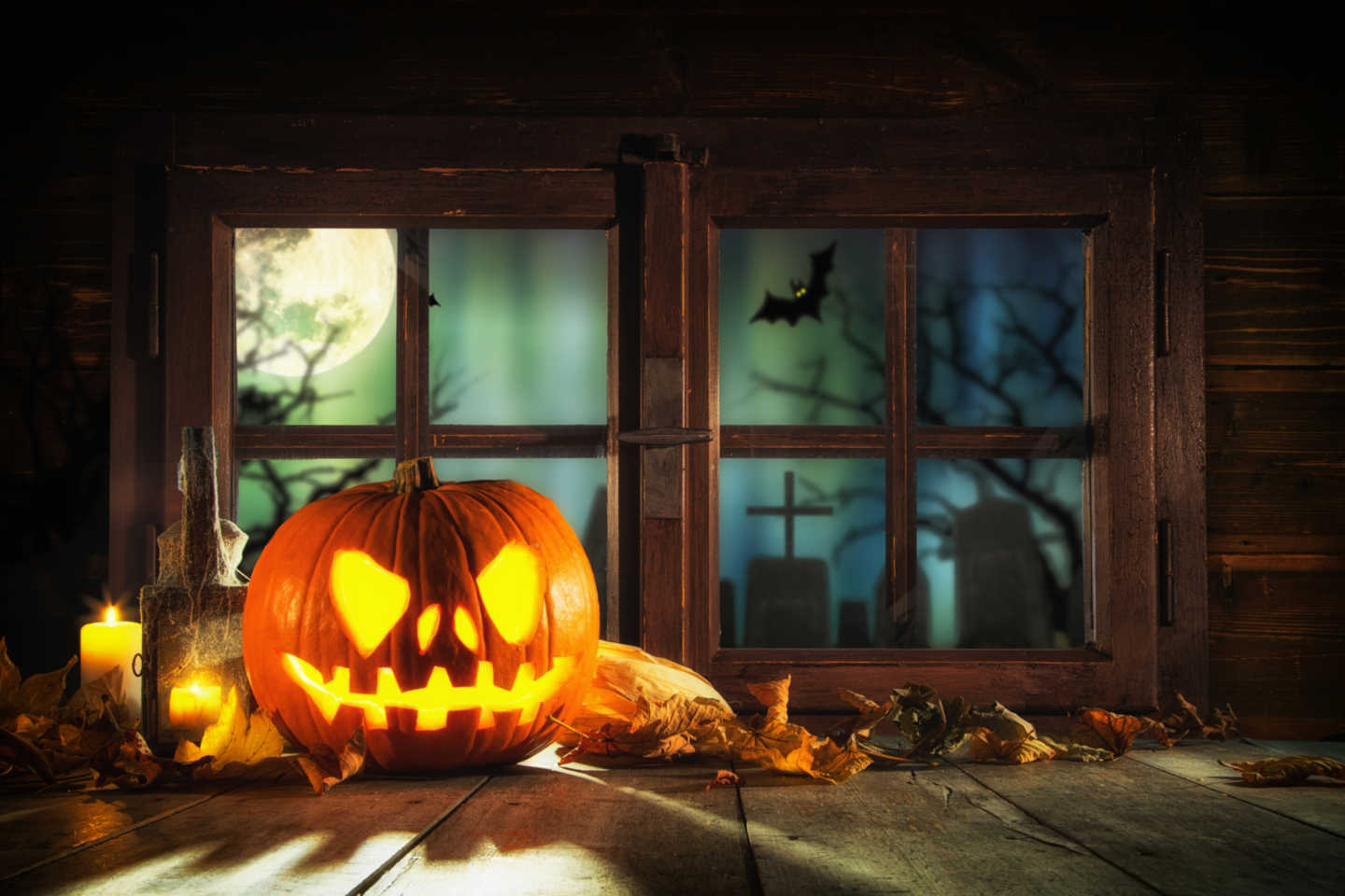 Haunted House Ideas Halloween Decorations