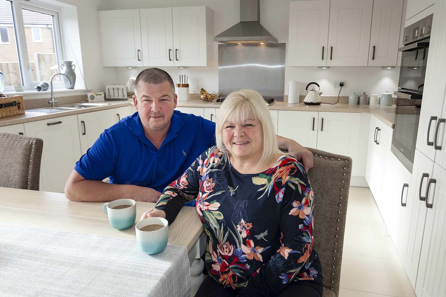 Couple's 26-year hunt for the ideal home ends at The Green
